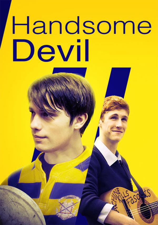 Descargar Handsome Devil (2016) Webdl 1080p Latino CinemaniaHD